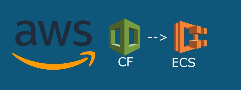 How to fix ecs cloudformation template if it's stuck in the rollback state